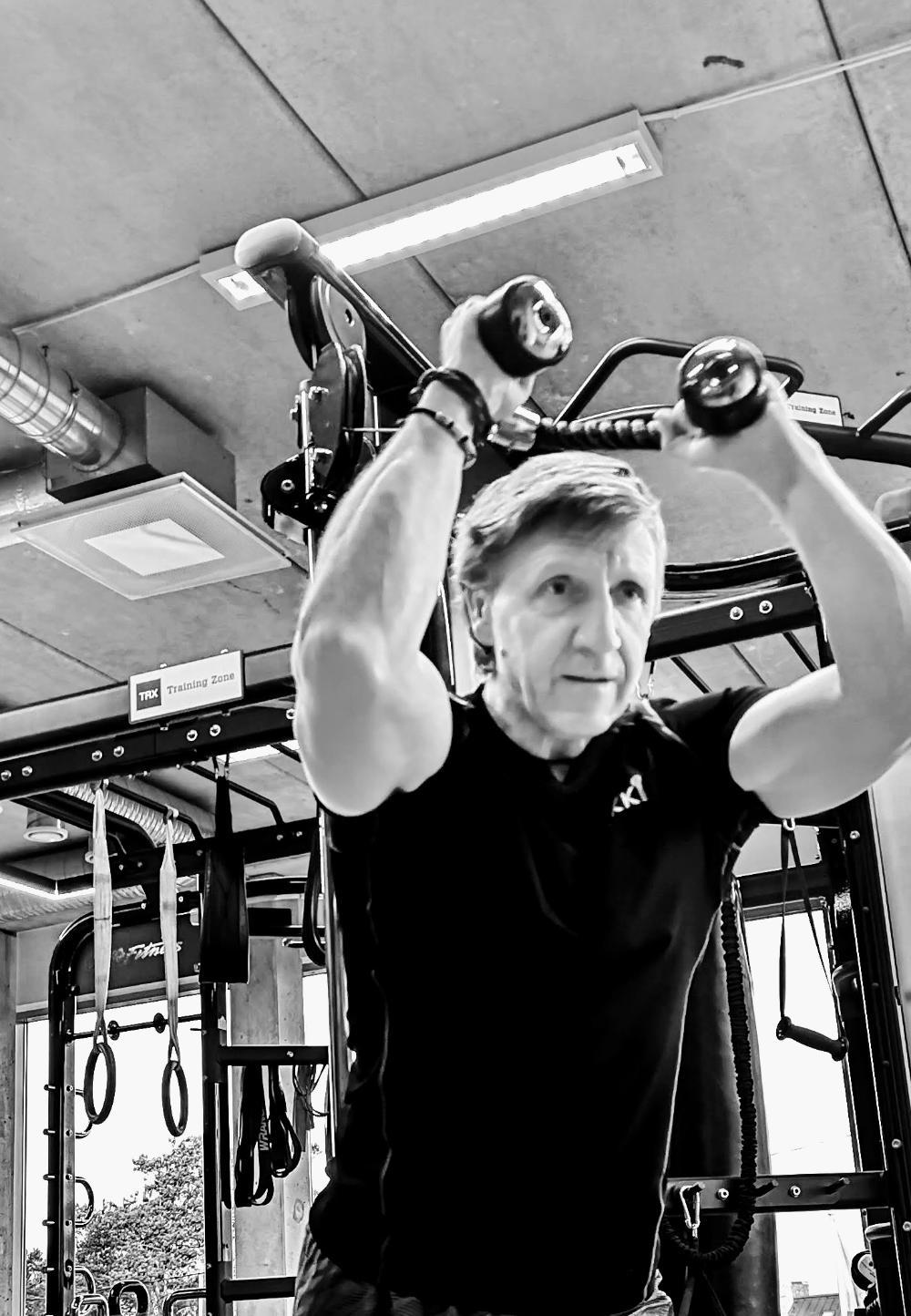 Erkki Fitness Personaaltreener Erkki Murakas
